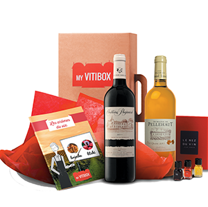Les box d'abonnement vin - My Vitibox
