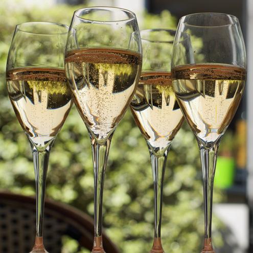Les secrets des champagnes et effervescents