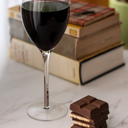 Vins et chocolats