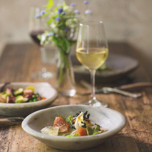 Accords mets et vins : VOG Gourmet